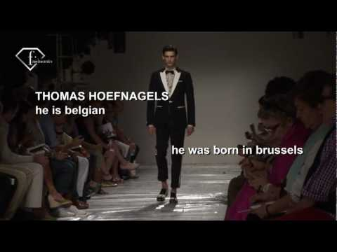 fashiontv | FTV.com - SIMON NESSMAN + THOMAS HOEFNAGELS - MODELS - MEN S/S 2010 - Video