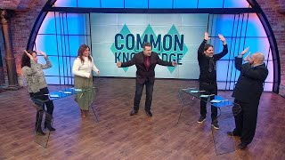 "NSYNC's Joey Fatone Plays ""Common Knowledge"" With Rachael & John"