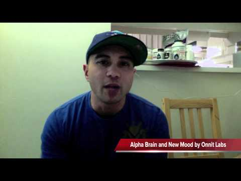 Onnit Labs Alpha Brain and New Mood  Review