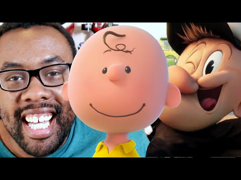 PEANUTS Trailer & POPEYE Animation Test Review : Black Nerd