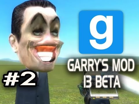 Garry's Mod 13 Beta w/Nova & Sp00n Ep.2 - HEAD BALLOONS