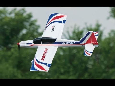 The Switch RC Plane Review and Maiden Flight