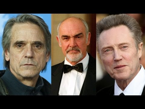 Top 10 Male Actors with Iconic Voices
