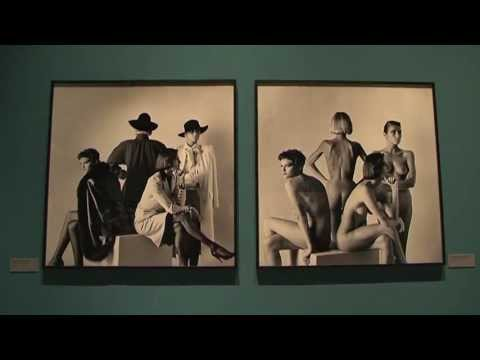 Helmut Newton. White Women / Sleepless Nights / Big Nudes - LUISS TV