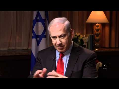 Benjamin Netanyahu on proposed Palestinian statehood