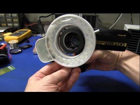 EEVblog #282 - DIY Video Soldering Microscope