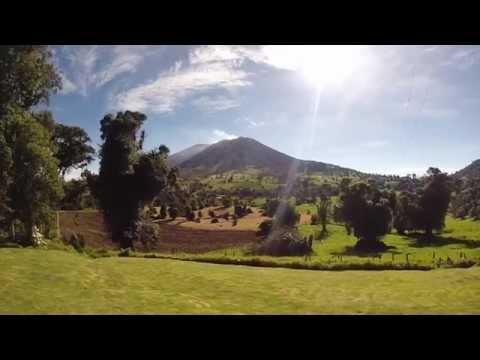 Carrera Volcán Turrialba