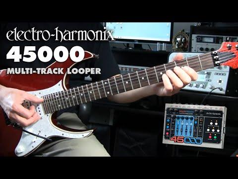 Electro-Harmonix Update 45000 Looper Drum Loops