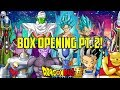The Search for Mecha Frieza! Dragonball Super Box Opening Part Two!