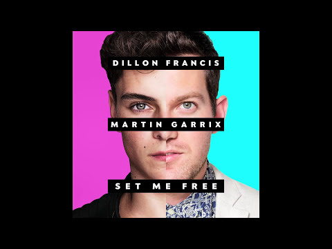 Dillon Francis, Martin Garrix - Set Me Free (Audio)