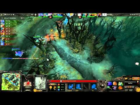 The International 3 East Quali - Group A - Vici Gaming vs Rising Stars Game 2