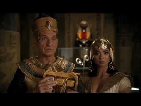 Night At The Museum: Secret Of The Tomb - Exclusive Cast And Director Interview