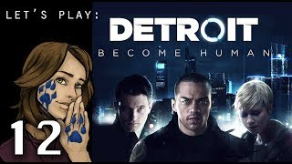 Let's Play Detroit: Become Human - Part 12: Seeking Help