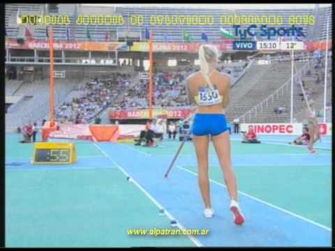 Sexy girls athletes - Atletas sexy I