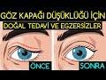 Göz Kapağı Düşüklüğü İçin Doğal Tedavi ve Egzersizler