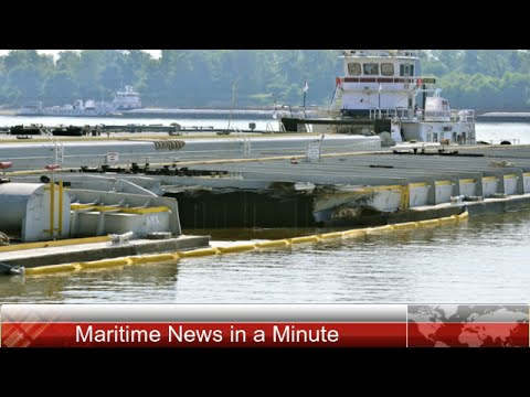 Mississippi River: Towboats Collision Leads to Oil Spill