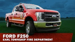 Ford F-250 Earl Township Fire Department | 911RR