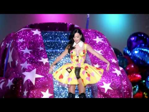 Katy Perry Teenage Dream Hot N Cold Best Perfomance Victoria's Secret Fashion Show 2010 HD Music Videos
