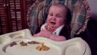 Brennan Only Wants Peanut Butter & Jelly