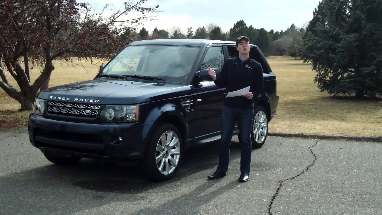 Real Update 2012 And 2013 Range Rover Sport Comparison