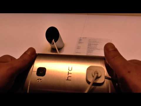 HTC One M9 Ön İnceleme