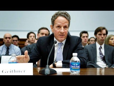Geithner on LIBOR: 'We Were Aware'