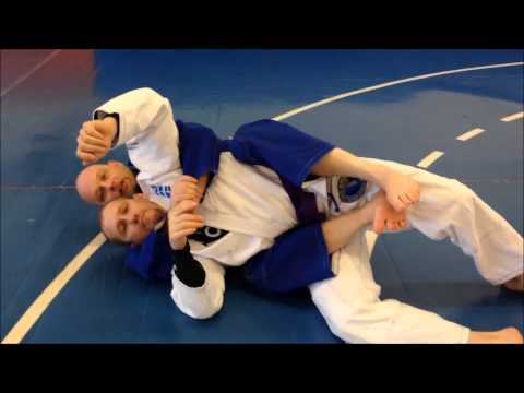 BJJ Techniques: Butterfly Guard flip to Back Control Image 1