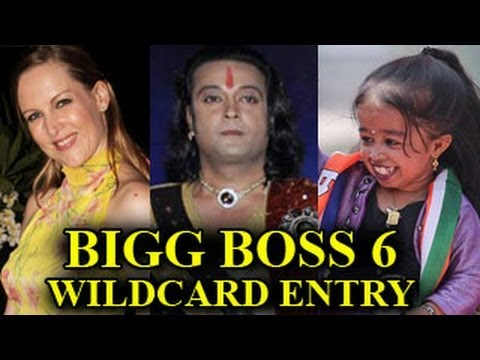 Bigg Boss 6 new entries- Jyoti Amge, Suzzane Bernert, Santosh Shukla