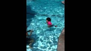 Sona swimming