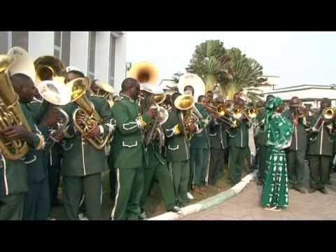 Fanfare Kimbanguiste - Mokili moyoki Sango