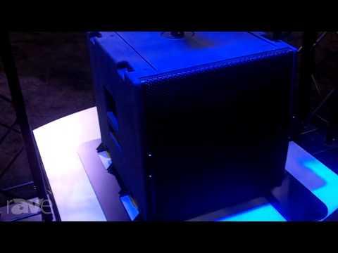 InfoComm 2013: Martin Audio Debuts the MLA Mini