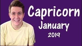 Capricorn January 2019 Horoscope   Gregory Scott Astrology
