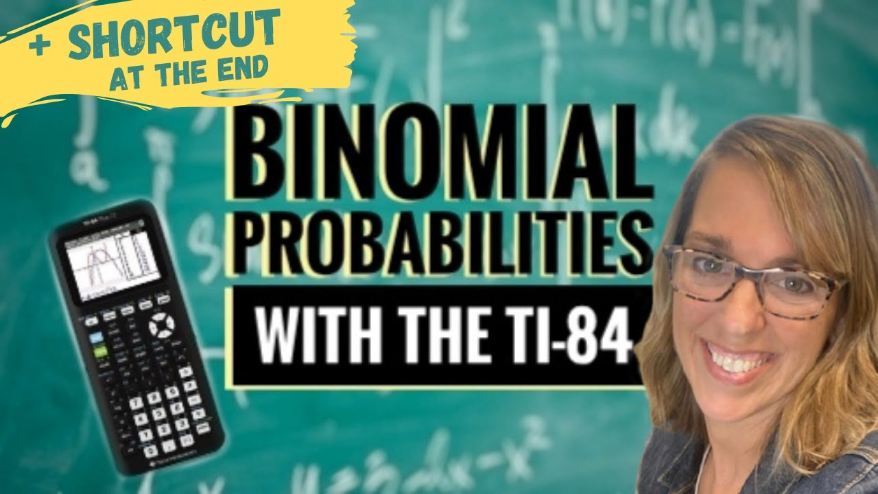 how to find standard deviation of probability distribution on ti-84