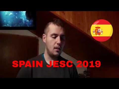 Melani García - Marte | SPAIN Junior Eurovision 2019 REACTION