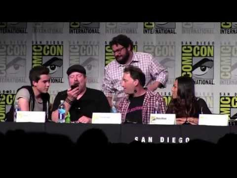 Adventure Time Steven Universe Panel San Diego Comic-Con 2015