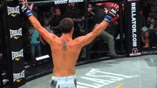 Bellator MMA Moment: Pat Curran Knocks Out Marlon Sandro