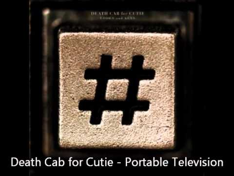 Portable Television - Death Cab for Cutie (Album Version)