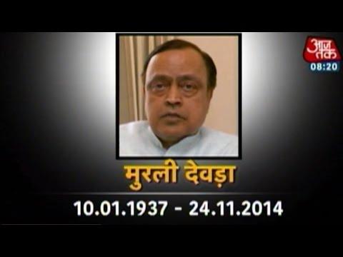 'Godfather' of Mumbai Congress Murli Deora passes away