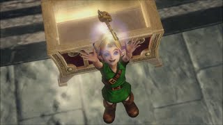 Hyrule Warriors - All Treasure Chest Opening Animations (DLC Included)
