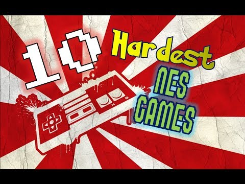 Top 10 - Hardest NES Games