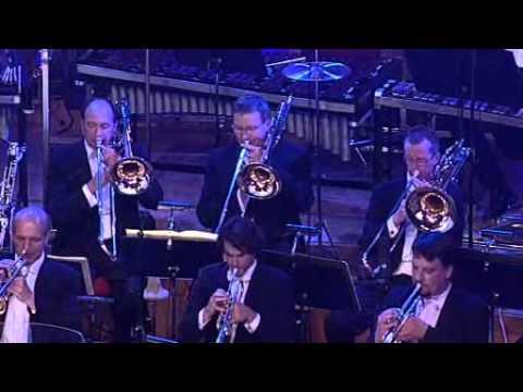Un petit aperçu de l'orchestre et du boulot fourni pour la BO...