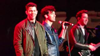 Download Jonas Brothers 39Only Human39 Live At BLI Summer Jam  Jones Beach 061419 MP3