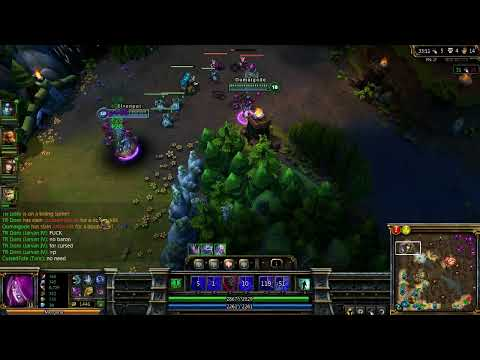 League of Legends - Poradnik i Komentarz - Morgana