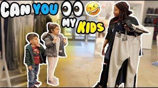 CAN YOU BABYSIT MY KIDS PRANK!!!
