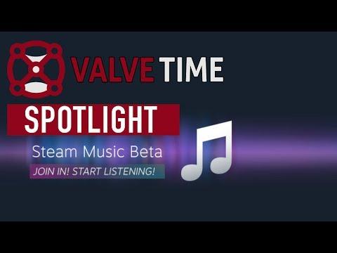 Steam Music Beta: ValveTime Spotlight Exclusive