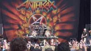 ANTHRAX  - T.N.T. (AC/DC cover) (live)