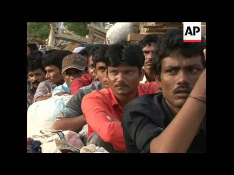 Release of 141 Indian fishermen imprisoned for crossing maritime border