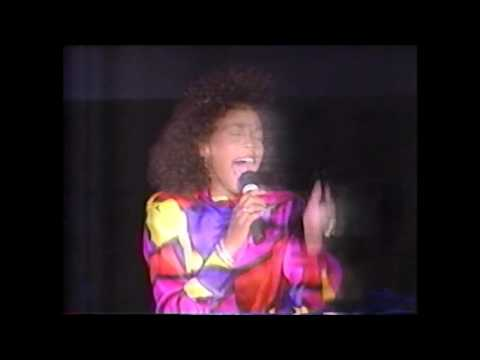 Whitney Houston Live/He Has Never Failed Me Yet (Snippet)