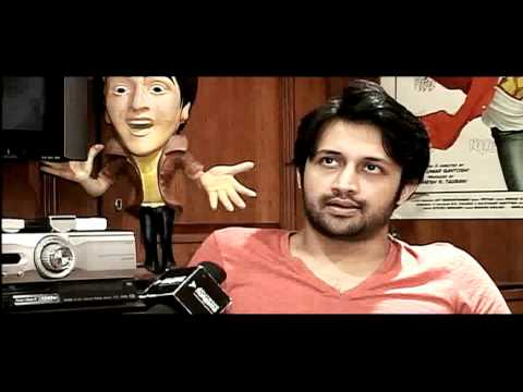 Atif Aslam On His Song - Main Waari Jaavan From Tere Naal Love Ho Gaya video