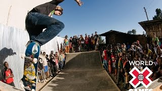 World of X Games: Dream Big - Skaters in Ethiopia